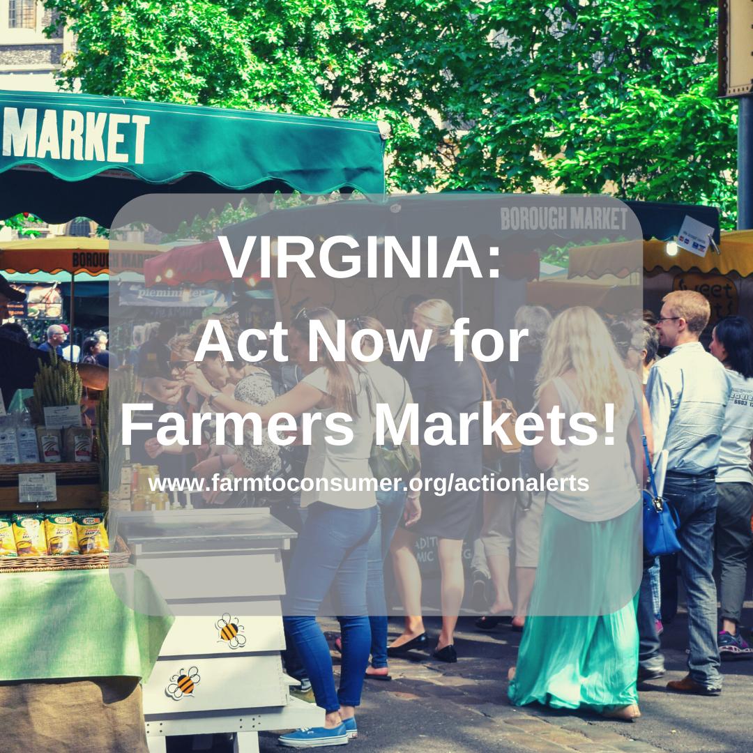 Virginia Farmers Markets